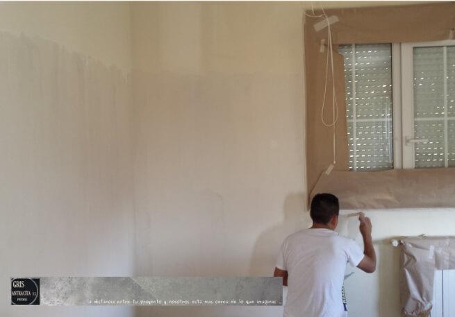 Precio como quitar gotele 3 pintores madrid for Cuanto cuesta quitar el gotele