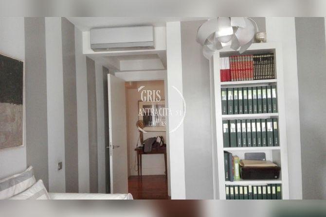 Pintar apartamento paseo de la habana en madrid pintores madrid - Pisos paseo de la habana ...