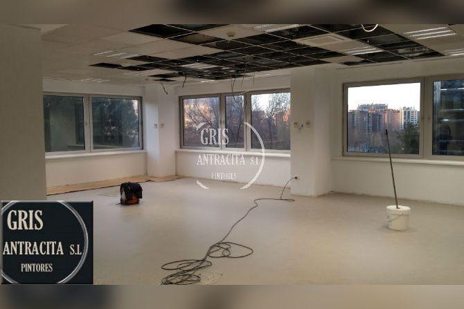 Pintar oficinas madrid pintores madrid for Oficinas atletico de madrid