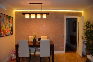 Cu nto cuesta pintar un piso pintores madrid - Cuanto puede costar reformar un piso entero ...