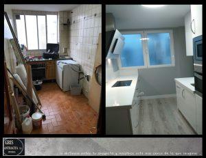 Pintar los azulejos o reformar la cocina pintores madrid - Pintura para azulejos de cocina ...
